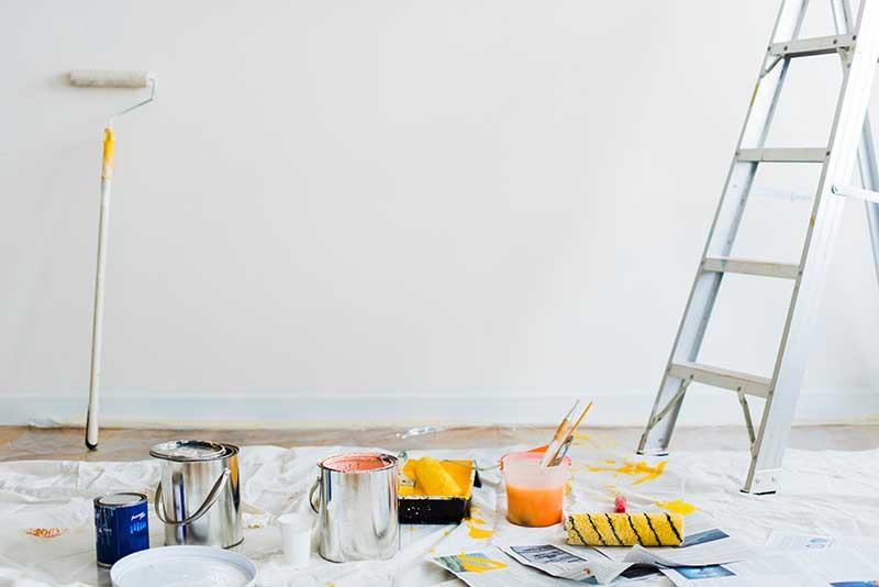 Pintura esmalte