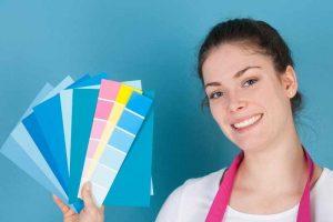 Cómo Elegir El Color De Pintura Correcto
