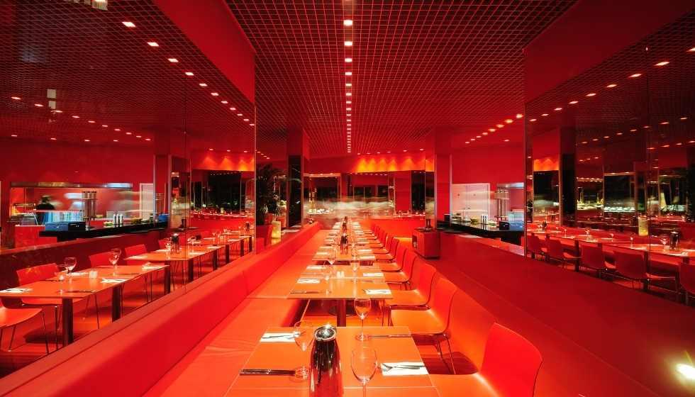 Colores para pintar un restaurante - Pintura profesional Barcelona