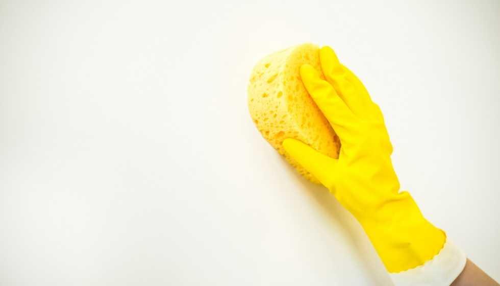 Consejos para limpiar las paredes